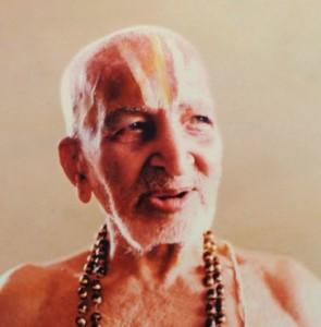 Шри Тирумалай Кришнамачарья, прославленный «отец современной йоги»